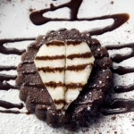Tortino cioccolato e pere