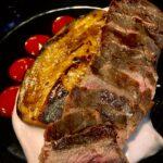 Flat iron steack